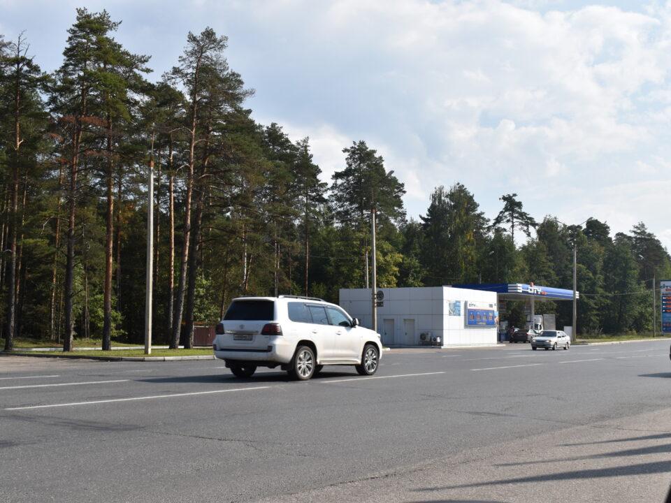 АЗС на Судогодском шоссе